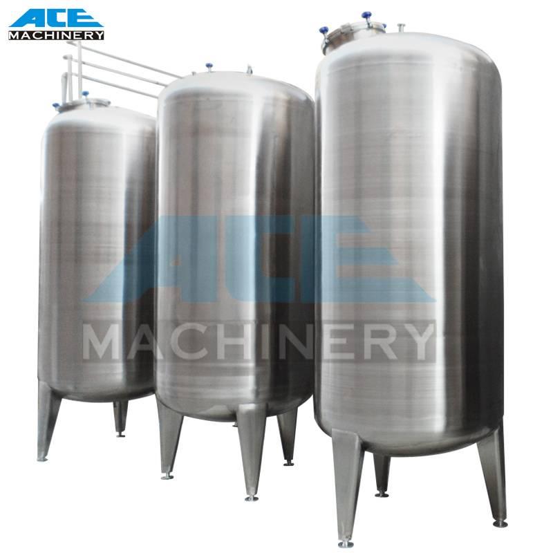 Stainless Steel Storage Tank (SIS304 or SUS316)