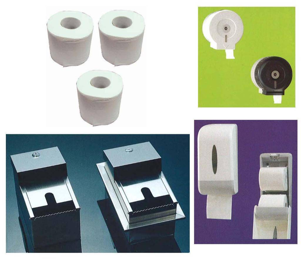 sell Toilet Tissue and tissue dispenser
