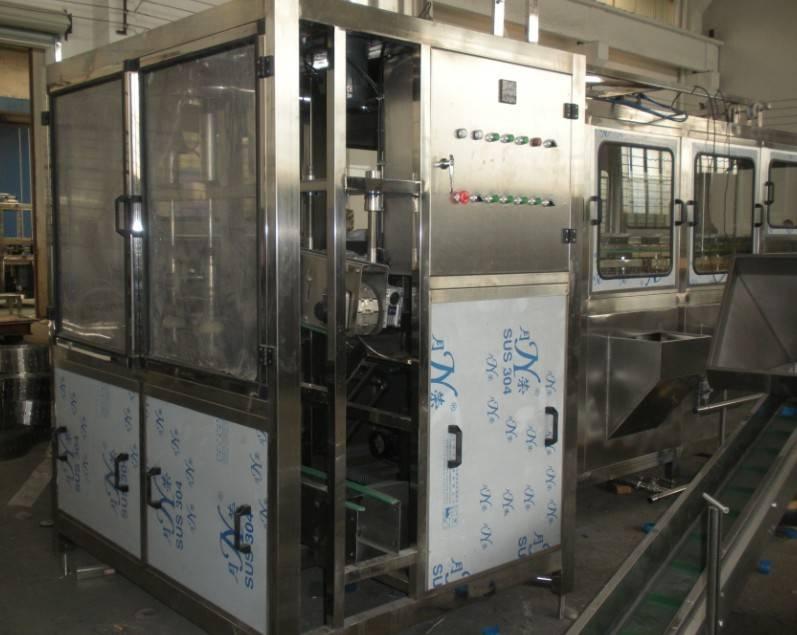 High Performance 5 Gallon Barrel Water Filling Machine/ Equipment QGF-300