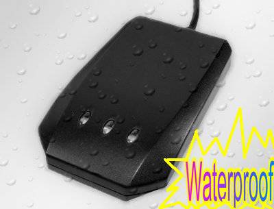 GPS Waterproof Vehicle/Motorcycle Tracker AT-12A