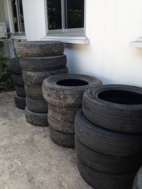 Used Car tires good Quality
