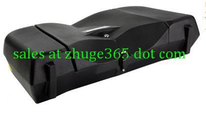 Durable Black 250cc ATV Front Box   Quad Case