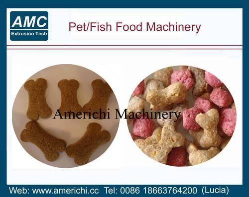 Pet food machines