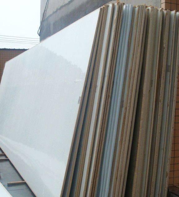 Gel-coated FRP Composite Panels for RV/van body