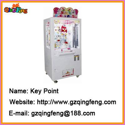 Russia Key Point prize vending machine