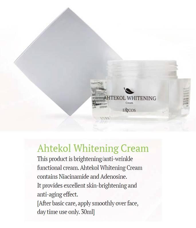 Ahtekol Whitening Cream