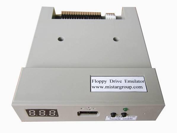 floppy driver emulator