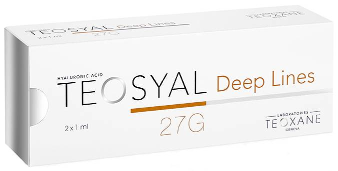 Teosyal Deep lines for sale