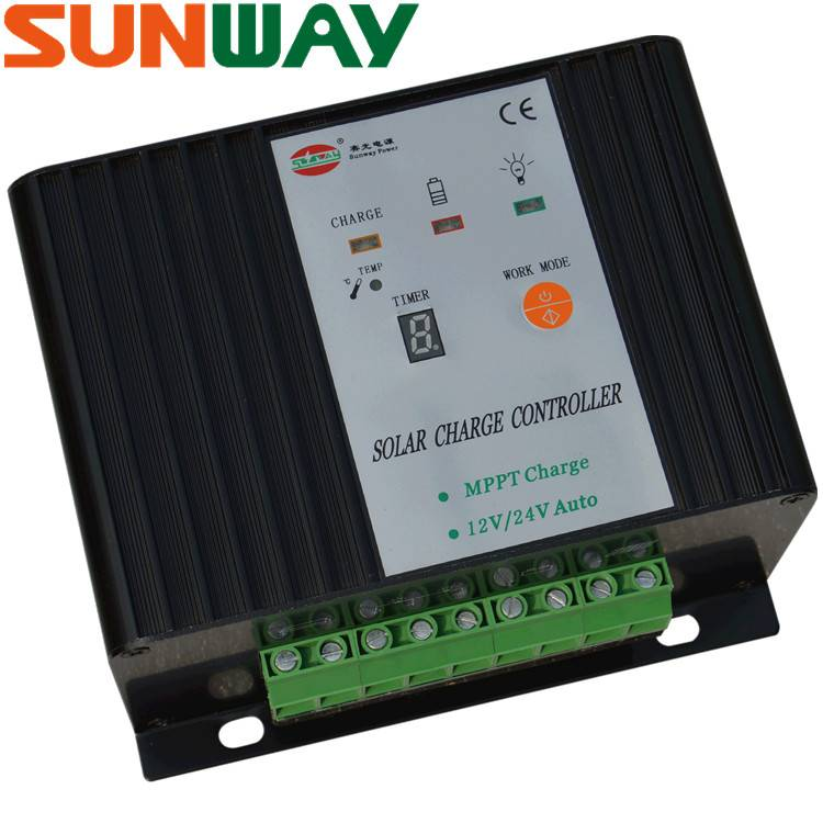 12V/24V AUTO 15A-20A MPPT solar charge controller