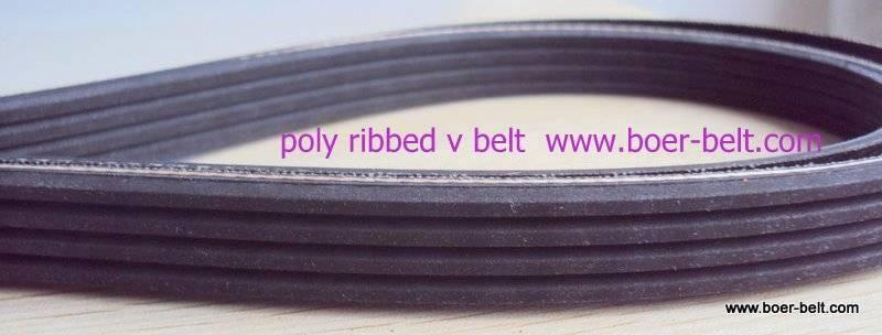 poly belt for SUZUKI