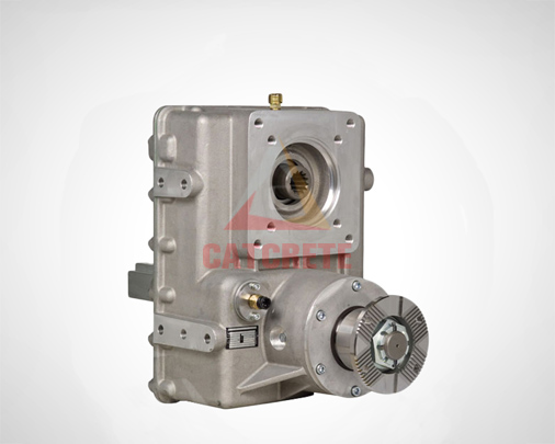 Stiebel Gearbox 4496.34.09901.97 PTO Case 4496.53.09901.97 Transfer Case Assembly