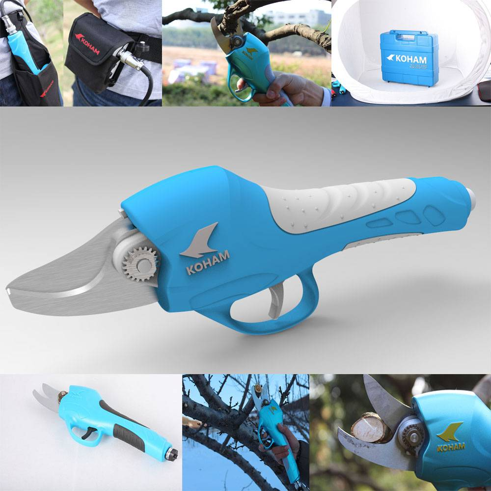 Electric pruning shears/Electric scissors