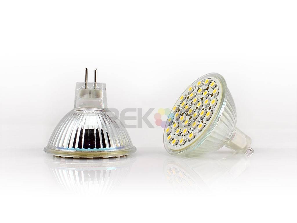MR16 Glass 34-3528PCS led light