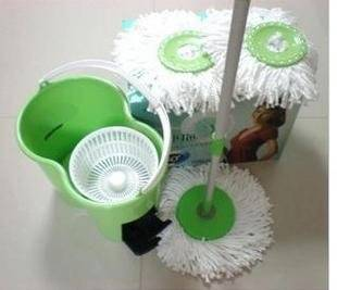 360spin mop