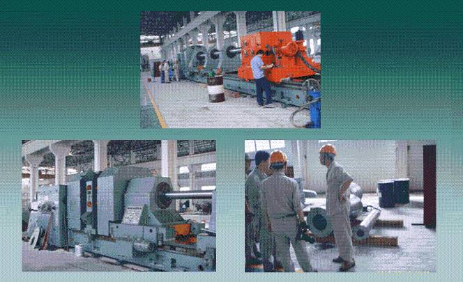 TS2180 CNC deep hole boring machine