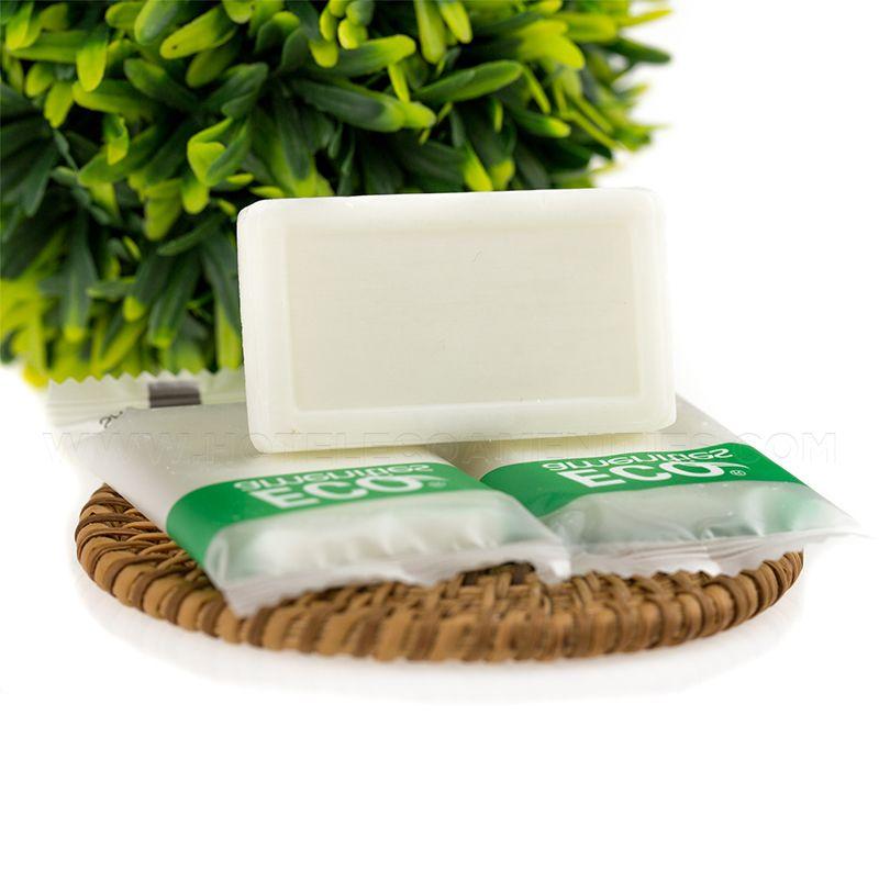 ECO AMENITIES Hotel Face & Body Soap 14g/0.5oz