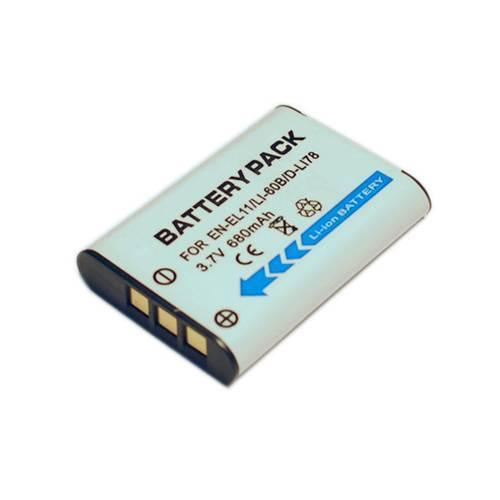 Camera Battery D-Li78 for Pentax Optio L50