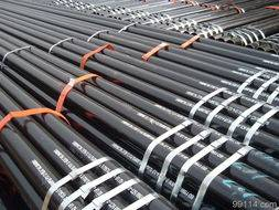 ASTM A106 Gr.A Seamless Steel Pipe