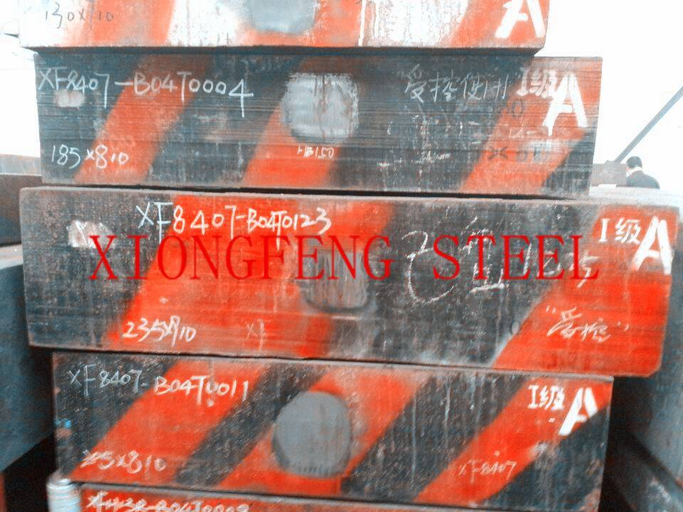 Mold Steel 8407/ ~8407 SUPREME