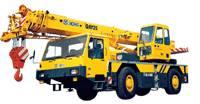 XCMG QAY25 All Terrain Crane
