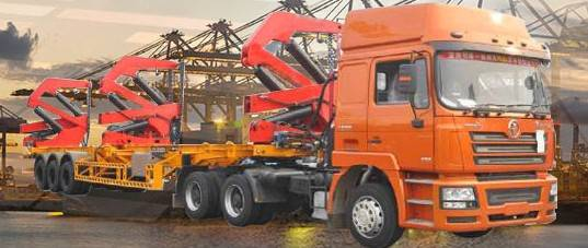 containe handling equipments