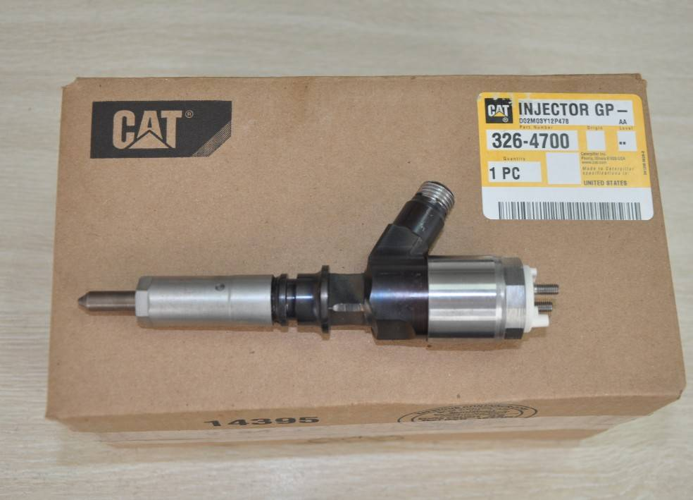 Genuine CATERPILLAR 246-3150 INJECTOR GP for Caterpillar Diesel Engine Assembly