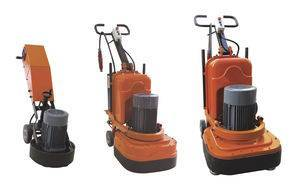 Concrete Floor Grinder with 4KW siemens motor and CE