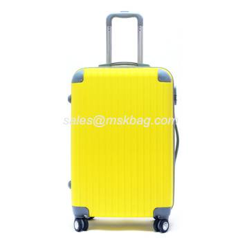 New Arrival ABS Luggage With Skate Wheels