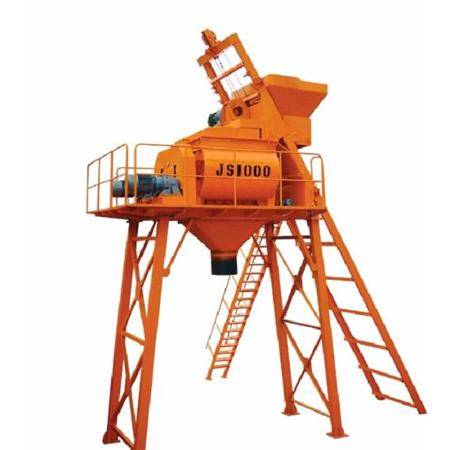 Concrete Mixer (JS500)-Shandong Minglong