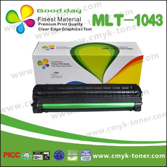 Samsung MLT1042/1043 without chip Chinese Printer toner cartridge,Universal Model Samsung ML1660/166