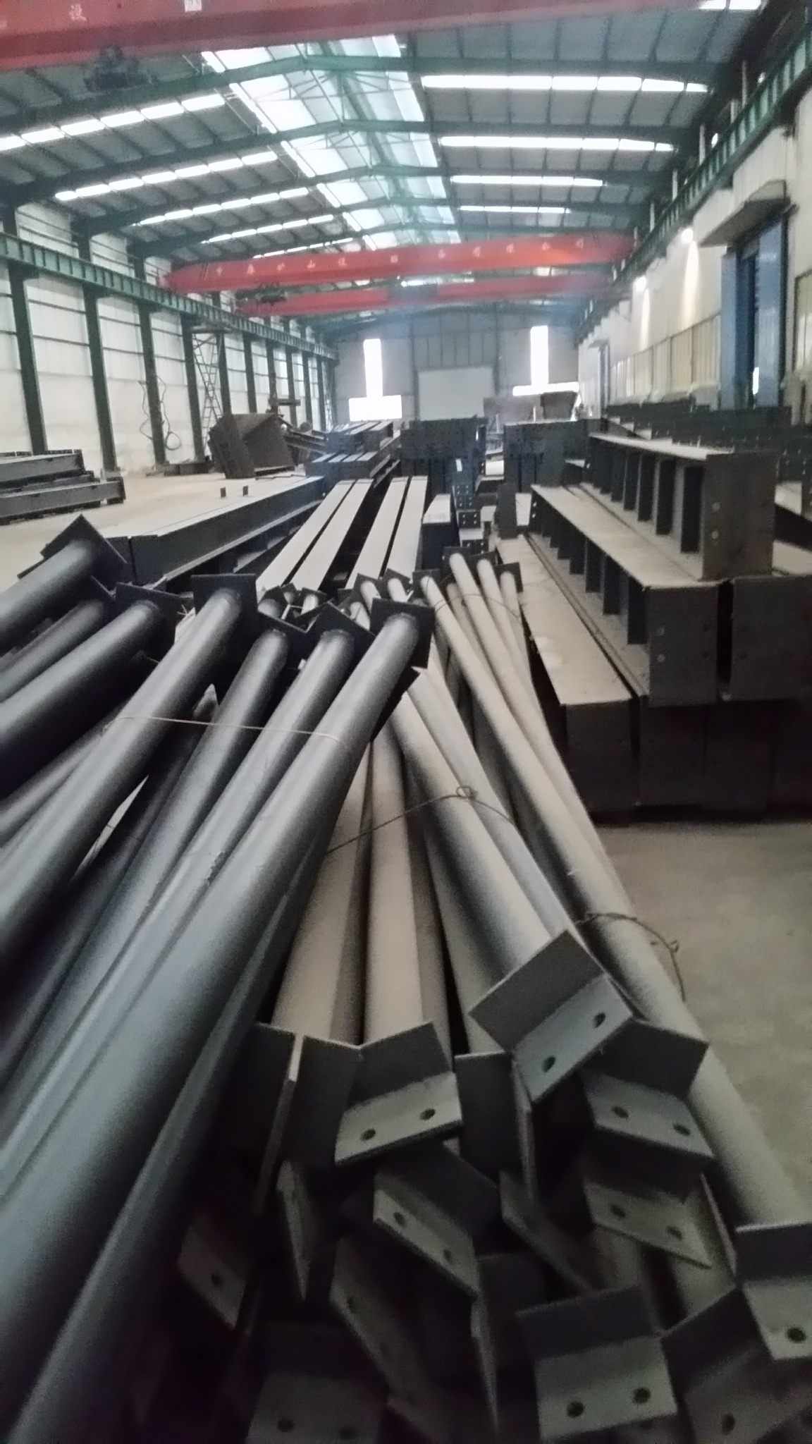 steel structure for Nanyang xinxing steel structure