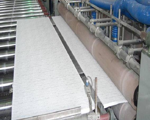 ceiling board lamination machine