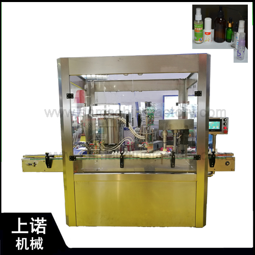 Beijing factory directly sale automatic Cosmetic filler equipment
