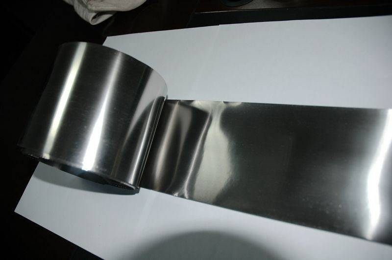 99.95% Tungsten Foil Made in china