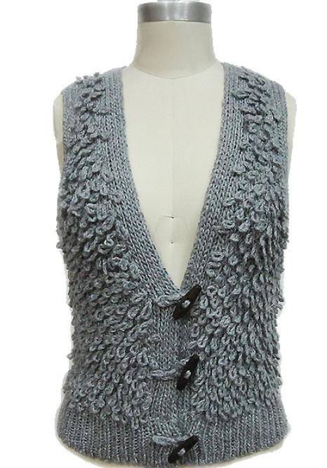 Ladies fashion handcrochet sweater