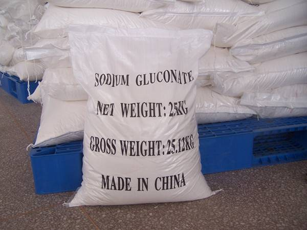Sodium Gluconate(Food/Industrial Grade)