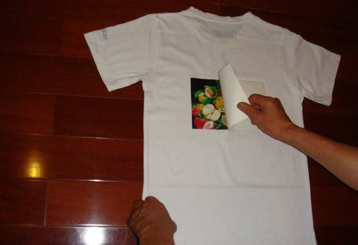 Light Cotton T-shirt Transfer Paper