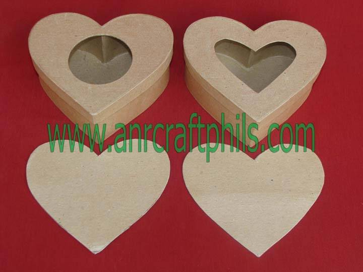 Paper Mache Boxes and Craft Decors