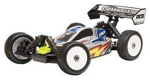 RC8e 4WD Electric Buggy Kit