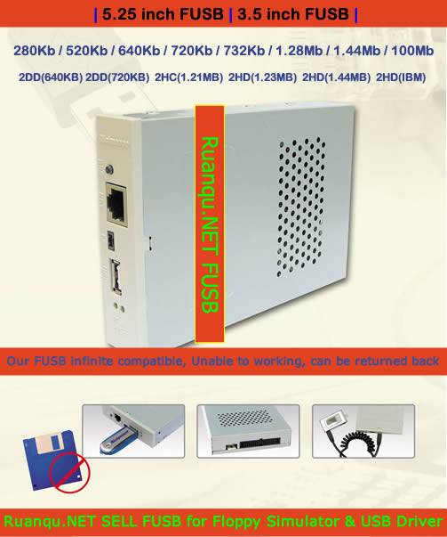 Sell IU-F720-3 Fusb Simulator Floppy For BROTHER BAS-326A embroidery machine