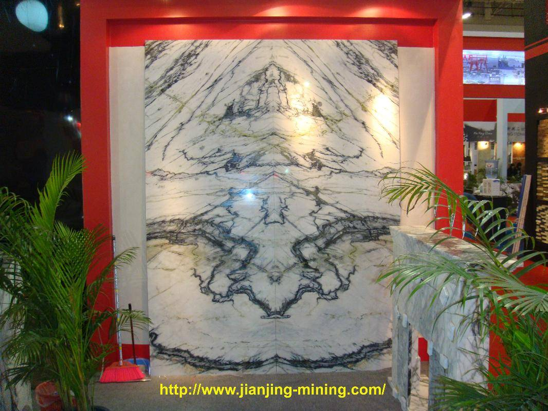China Marble: Clivia Slab and Tile