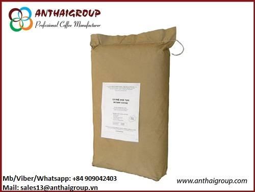 Instant coffee powder from homeland Viet Nam
