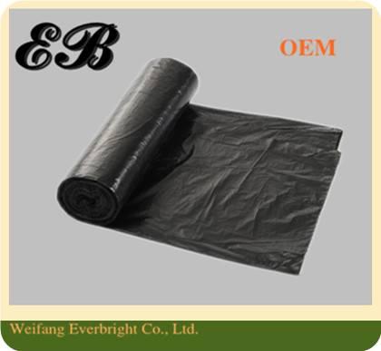 Roll Customer Garbage Bag Rubbish Bag with High Quality