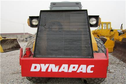 Used Dynapac Road Roller Model CA25D