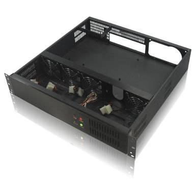 2u mini itx rackmount chassis