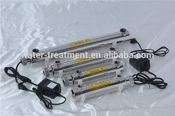 Aquaculture PVC UV sterilizer for water disinfection