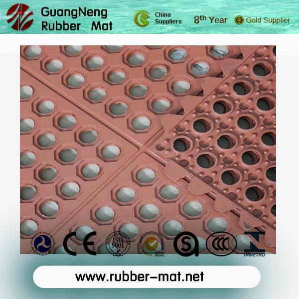 kitchen dedicated durable rubber mat