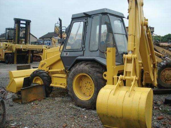 Sell used backhoe loader JCB 3CX