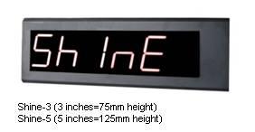SHINE Series Remote Display