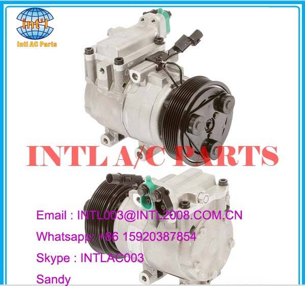 compressor HS-15 HS15 for HYUNDAI 97701-4A950